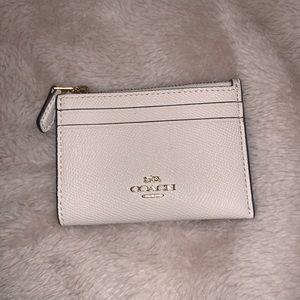Coach coin purse/card holder